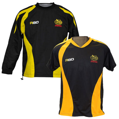 Training Shell Jacket + Warm Up T Bundle-R80RugbyWebsite-Speed Power Stability Systems Ltd (R80 Rugby)