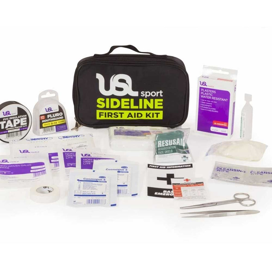 USL Sport Sideline Junior First Aid Kit