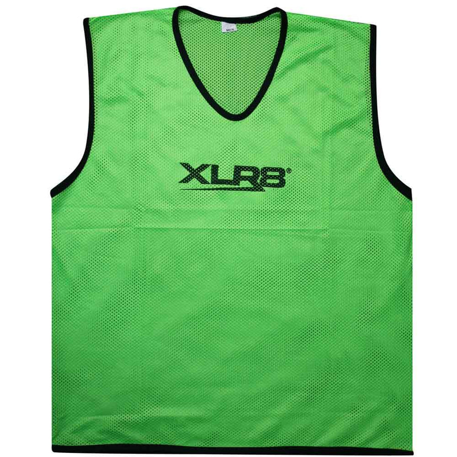 XLR8 High Vis Mesh Training Bibs-R80RugbyWebsite-Speed Power Stability Systems Ltd (R80 Rugby)