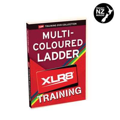 XLR8 Multi-Coloured Fastfoot Ladder