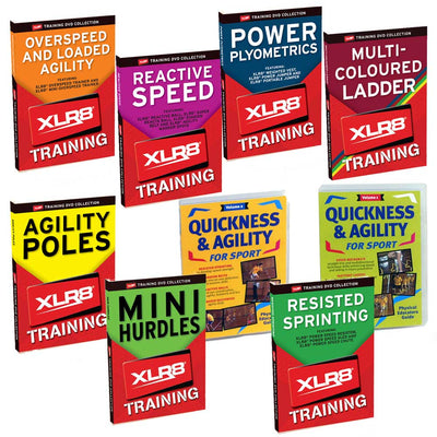 Complete Speed eTraining Programme for Rugby