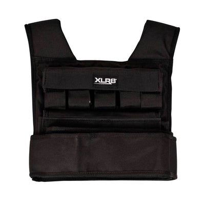 XLR8 Weighted Vest 20kg-R80RugbyWebsite-Speed Power Stability Systems Ltd (R80 Rugby)