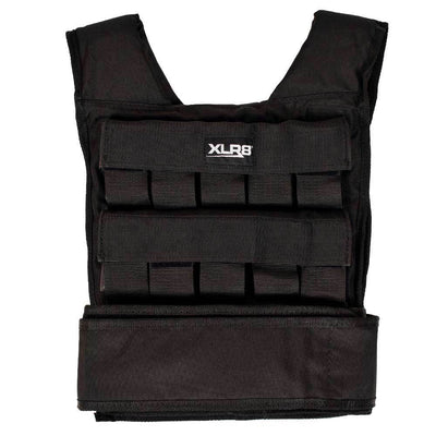 XLR8 Weighted Vest 30kg-R80RugbyWebsite-Speed Power Stability Systems Ltd (R80 Rugby)