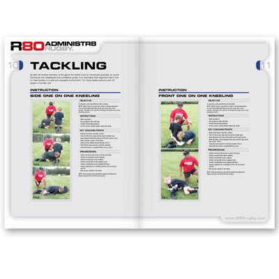 Guide To Junior Rugby Pre15-a Side eBook & Video Set
