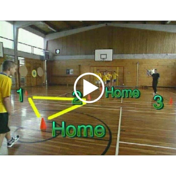 Cone Based Agility Drills OnlineVideo