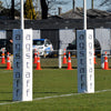 Goal Post Pad Re-Covering-R80RugbyWebsite-Speed Power Stability Systems Ltd (R80 Rugby)