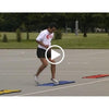 Multi-Coloured Ladder Drills Online Video-R80RugbyWebsite-Speed Power Stability Systems Ltd (XLR8)