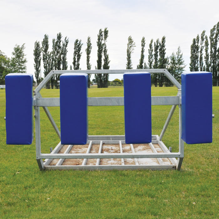 R80 Premier Rugby Scrum Machine