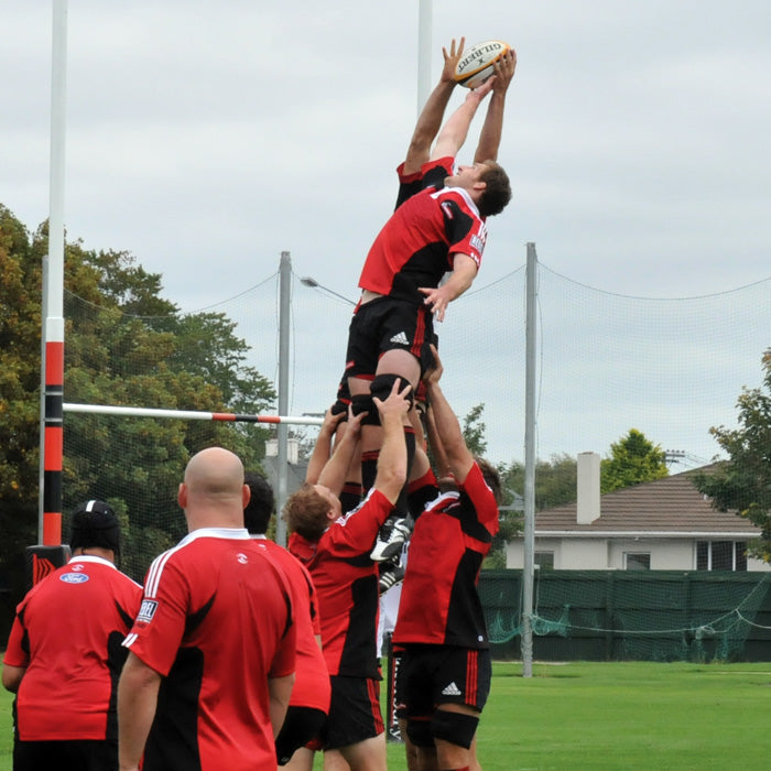 R80 Aerial Supports Lineout Lifting Blocks