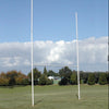 Intermediate Powder Coated Rugby Posts-R80RugbyWebsite-Speed Power Stability Systems Ltd (R80 Rugby)