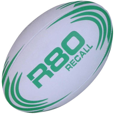R80 Recall Coloured Rugby Ball Skill Set-R80RugbyWebsite-Speed Power Stability Systems Ltd (R80 Rugby)