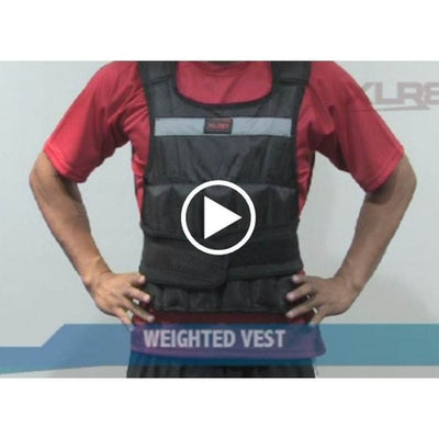 Weighted Vest OnlineVideo