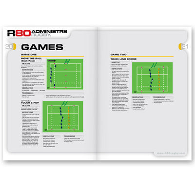 Guide To Junior Rugby Pre15-a Side eBook-R80RugbyWebsite-Speed Power Stability Systems Ltd (R80 Rugby)