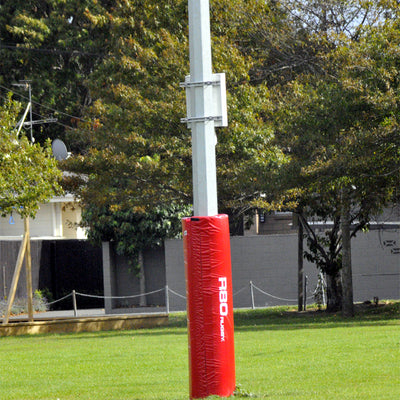 Flood Light Post Padding-R80RugbyWebsite-Speed Power Stability Systems Ltd (R80 Rugby)