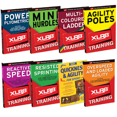 Team Speed & Agility Pack for Rugby and League