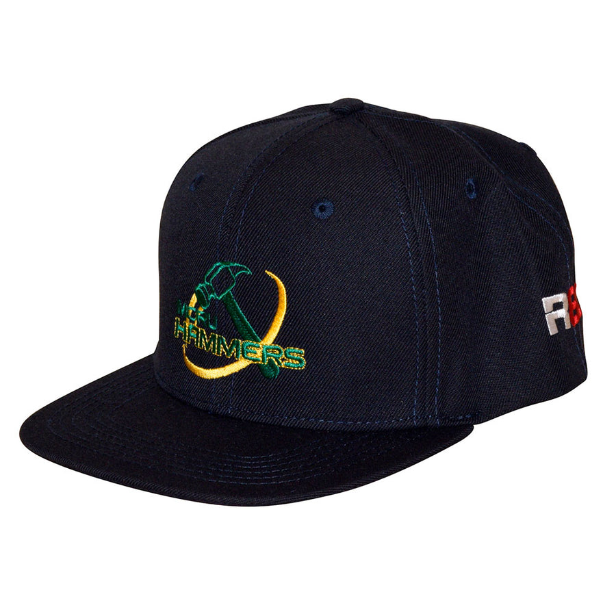 Mid Canterbury Hammers Supporters Cap-R80RugbyWebsite-Speed Power Stability Systems Ltd (R80 Rugby)