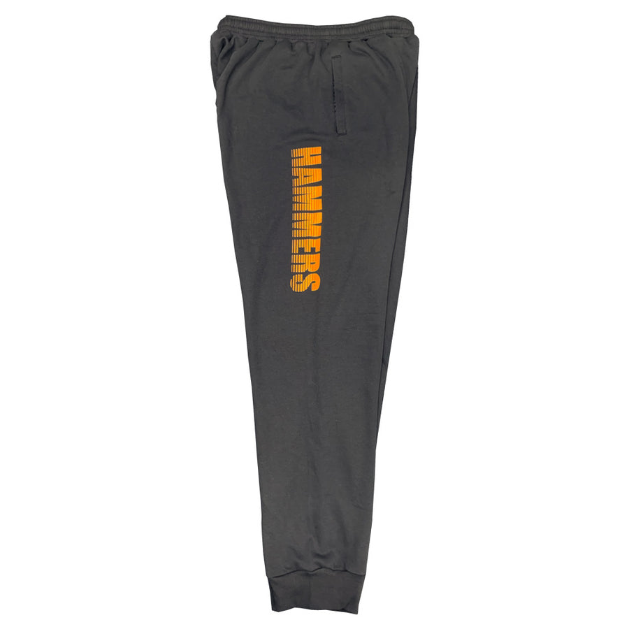 Mid Canterbury Hammers Supporters Fleece Track Pants-R80RugbyWebsite-Speed Power Stability Systems Ltd (R80 Rugby)