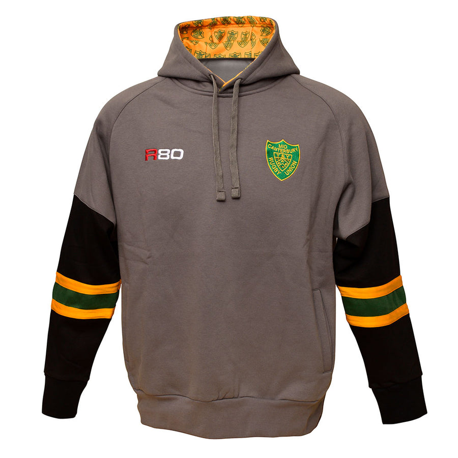 Mid Canterbury Hammers Supporters Hoodie-R80RugbyWebsite-Speed Power Stability Systems Ltd (R80 Rugby)