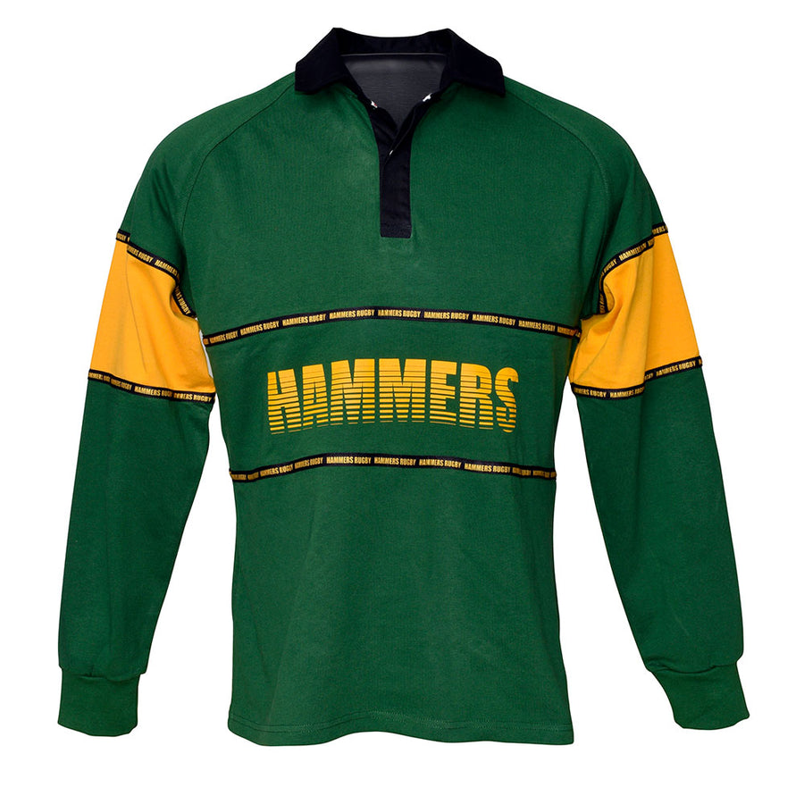 Mid Canterbury Hammers Supporters Jersey-R80RugbyWebsite-Speed Power Stability Systems Ltd (R80 Rugby)