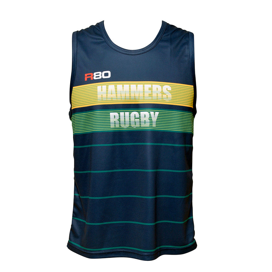 Mid Canterbury Hammers Supporters Singlet