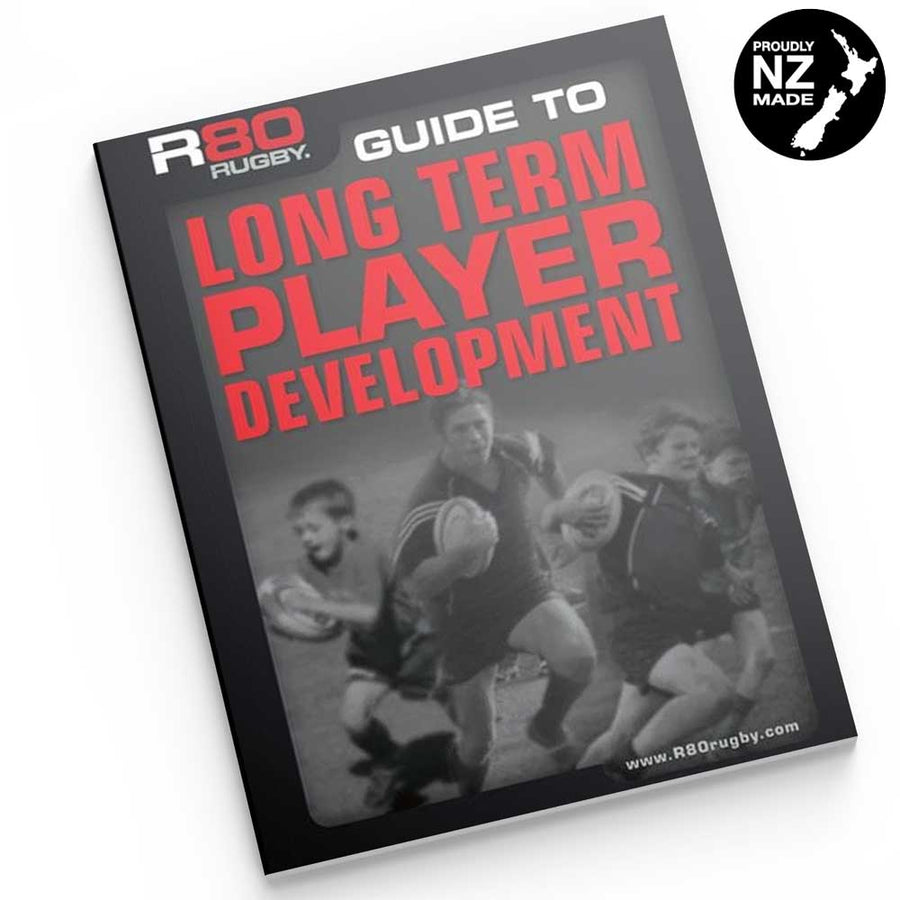 Guide to Long Term Player Development for Rugby eBook