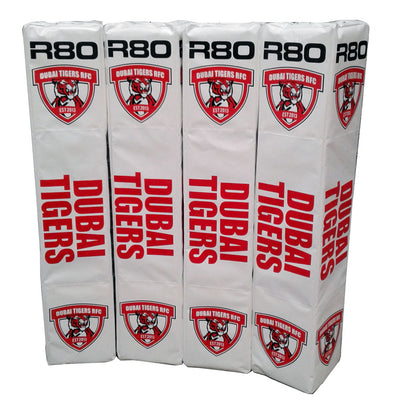 Custom Printed Senior Goal Post Pads