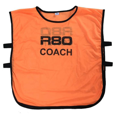 Coach & Manager Printed Bibs