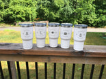 Personalized Cottage Tumbler Set