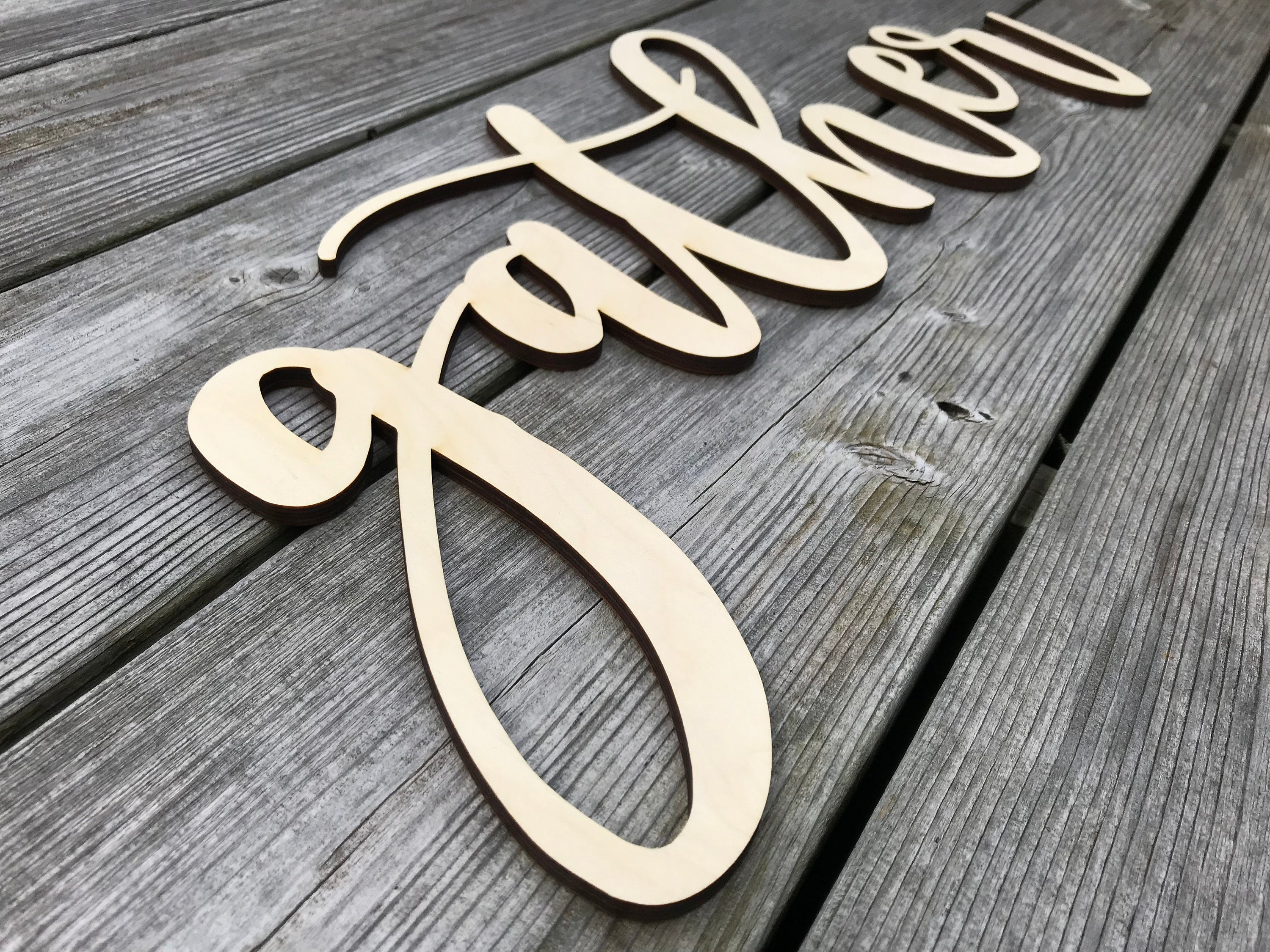 Gather Wood Sign, Wood Cut Out, Gather Wood Cut Out, Gather Sign