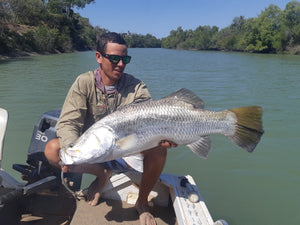 Deep Structure Barramundi Fishing