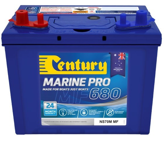 BATTERY CENTURY NS70M MF