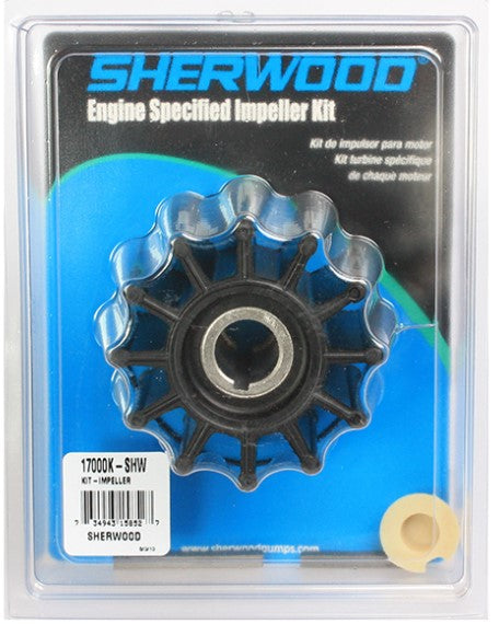 SHERWOOD IMPELLER 17000K