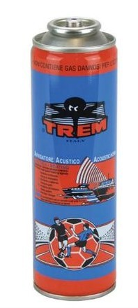 TREM HORN CANNISTER REPLACEMENT 250G