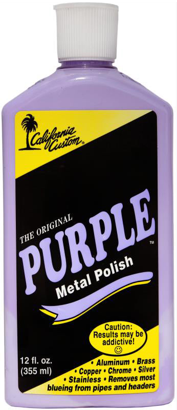 PURPLE POLISH 355ML