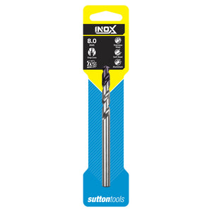 DRILL SUTTON INOX 10.5MM