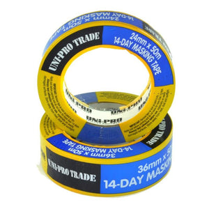 TAPE POLY BLUE 24MMX50MTR