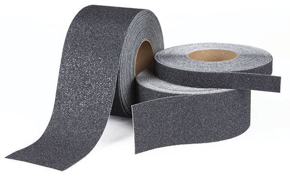 TAPE ANTI SLIP BLACK 50MM PER MTR