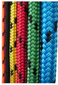 ROPE SPECTRA RED B/FLK 6MM PER MTR