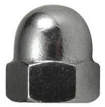 M12-S/S G316 DOME NUT