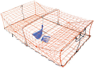 CRAB TRAP RECTANGULAR H/D