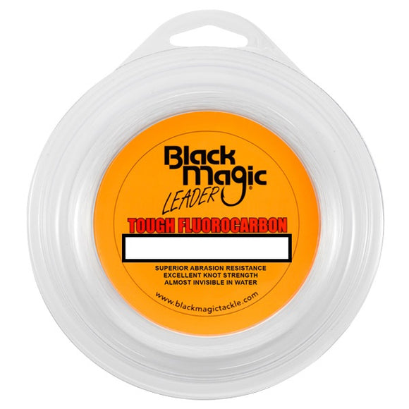 BLACK MAGIC TOUGH FLUOROCARBON 50LB