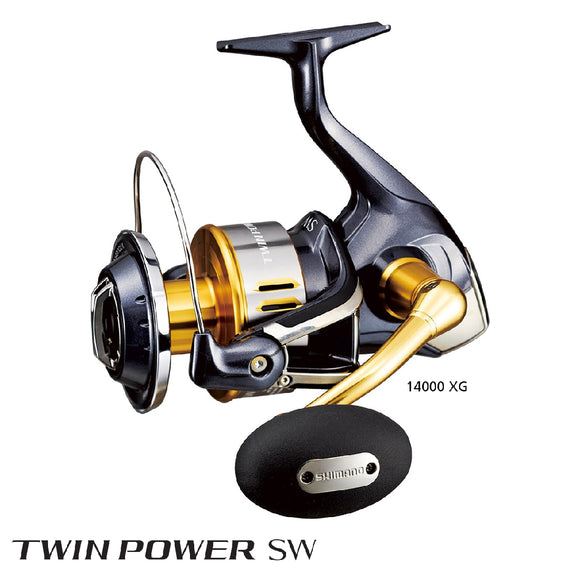 REEL SHIMANO TWIN POWER 8000SWB