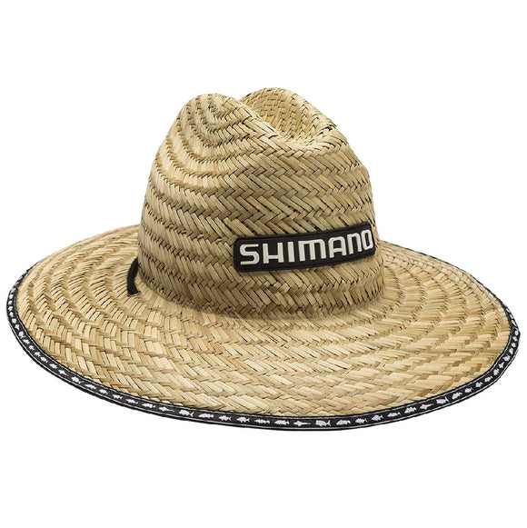 HAT SHIMANO STRAW KIDS