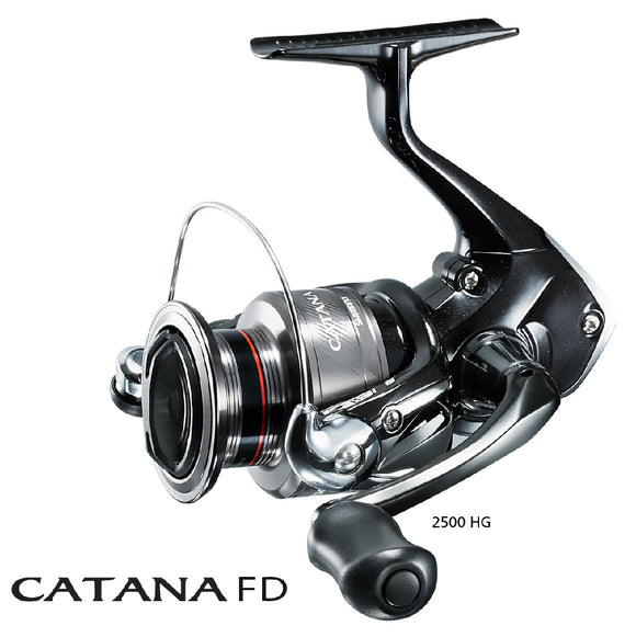 REEL SHIMANO CATANA 1000FD