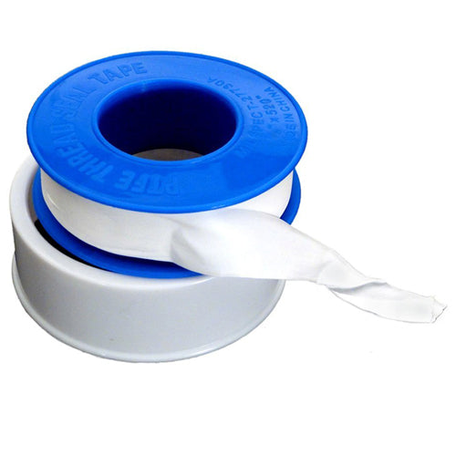 TAPE THREAD WHITE PTFE
