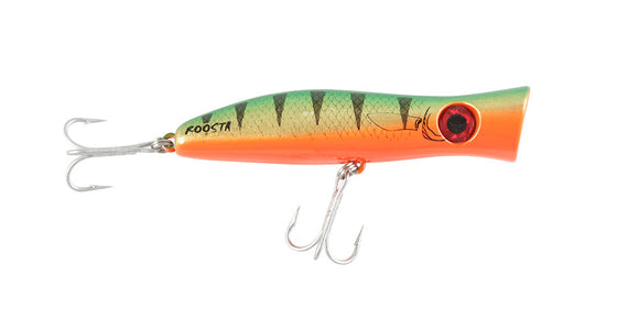 ROOSTA POPPER 195 GOLDEN GREEN