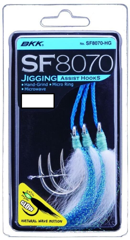 HOOK BKK JIG FLASH 2/0
