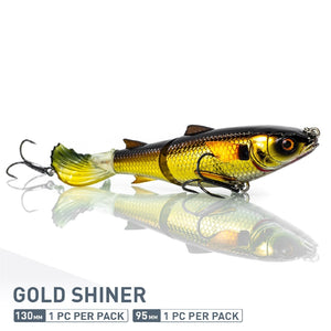 DRUNKEN MULLET 95 04 GOLD SHINER