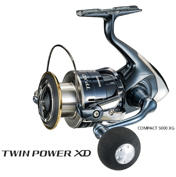 REEL SHIMANO TWINPOWER 4000SWB