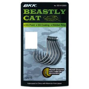 HOOK BKK BEASTLY CAT 7/0